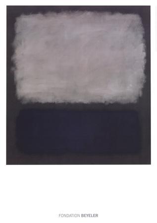 Blue & Gray, 1961-Mark Rothko-Art Print
