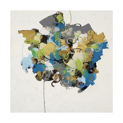 Blue Green Box II-Kari Taylor-Giclee Print