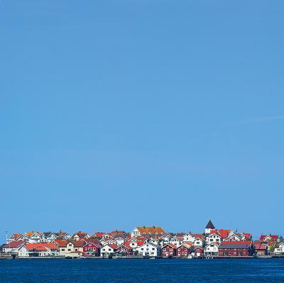 Blue Haven-Mikael Svensson-Giclee Print