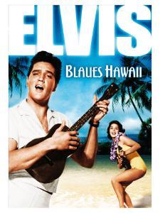 Blue Hawaii , German Movie Poster, 1961