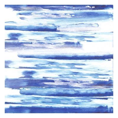 Blue Haze 2-Cynthia Alvarez-Art Print