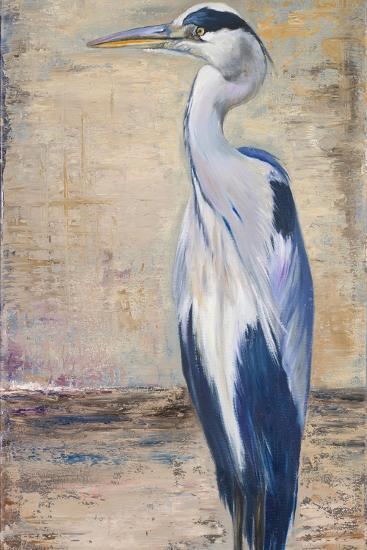 Blue Heron II-Patricia Pinto-Premium Giclee Print