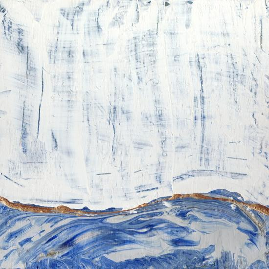 Blue Highlands II-Alicia Ludwig-Art Print