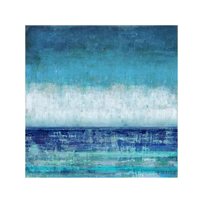 Blue Horizions-Taylor Hamilton-Giclee Print