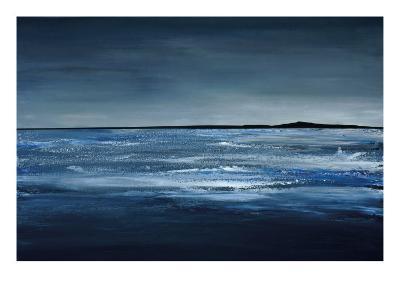 Blue Horizon-Earl Kaminsky-Art Print