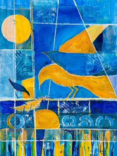 Blue Horizons-Margaret Coxall-Giclee Print