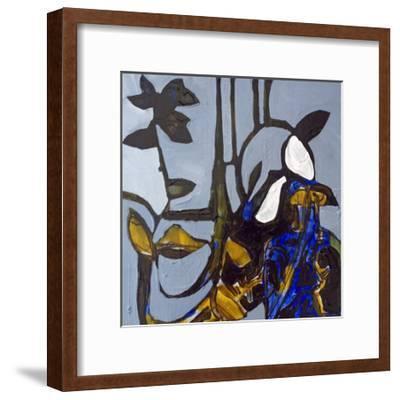 Blue I-Erin McGee Ferrell-Framed Premium Giclee Print