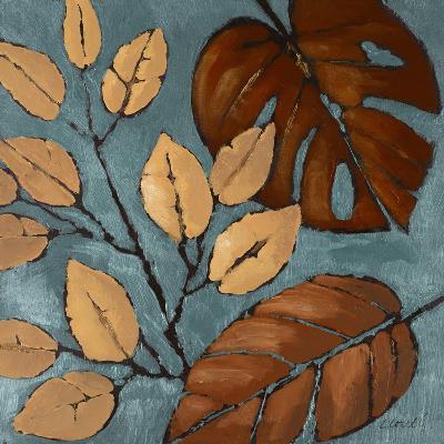 Blue Indian Summer I-Lanie Loreth-Art Print