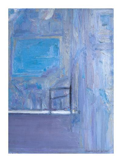 Blue Interior, 1998-Pamela Scott Wilkie-Giclee Print