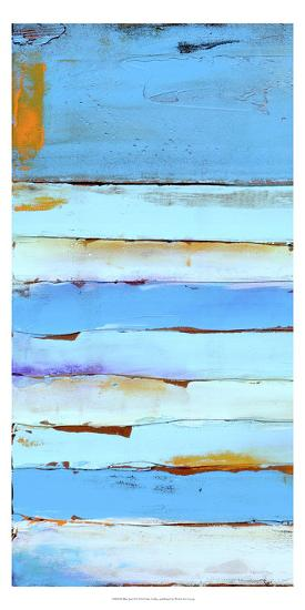 Blue Jam I-Erin Ashley-Art Print