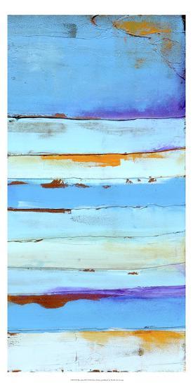 Blue Jam II-Erin Ashley-Art Print