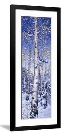 Blue Jay-Jeff Tift-Framed Giclee Print