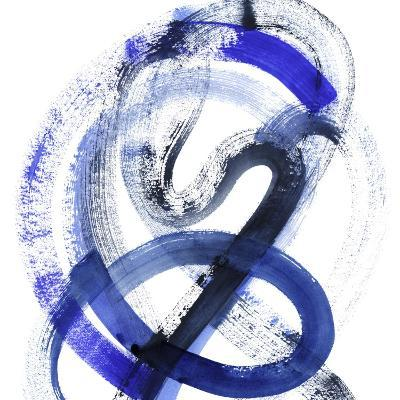 Blue Kinesis III-Grace Popp-Art Print