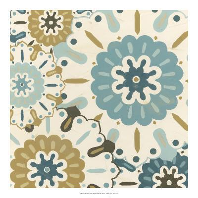 Blue Lace II-Erica J^ Vess-Art Print