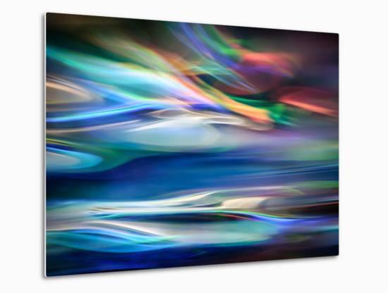 Blue Lagoon-Ursula Abresch-Metal Print