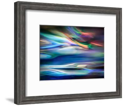 Blue Lagoon-Ursula Abresch-Framed Photographic Print