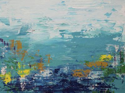 Blue Lake-Hilary Winfield-Giclee Print