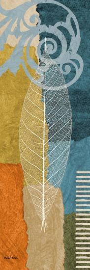 Blue Leaf II-Michael Marcon-Premium Giclee Print