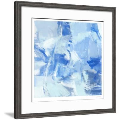 Blue Light II-Christina Long-Framed Limited Edition