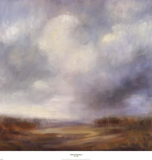 Blue Light-Simon Addyman-Art Print
