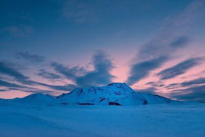 Blue Light-Philippe Sainte-Laudy-Photographic Print