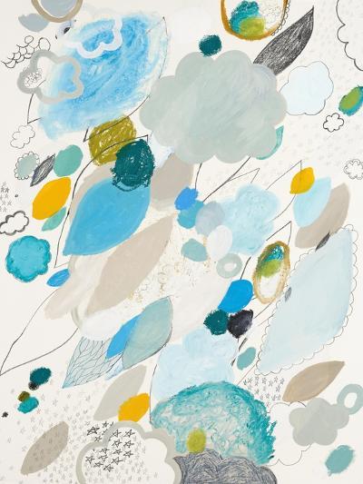 Blue Lightening-Maggie Kleinpeter-Art Print