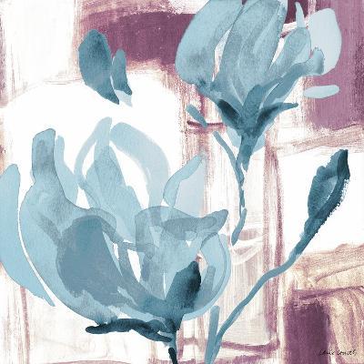 Blue Magnolias I-Lanie Loreth-Premium Giclee Print