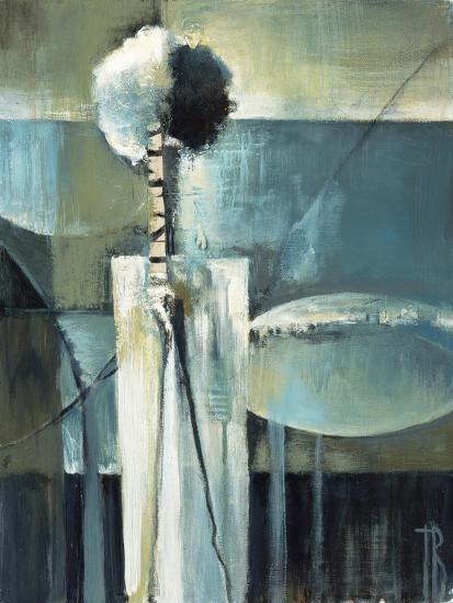 Blue Modern II-Terri Burris-Art Print