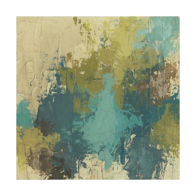 Blue Monday I-June Erica Vess-Art Print