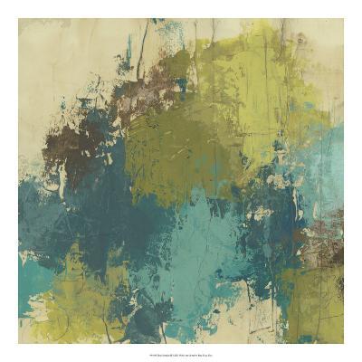 Blue Monday II-June Erica Vess-Giclee Print
