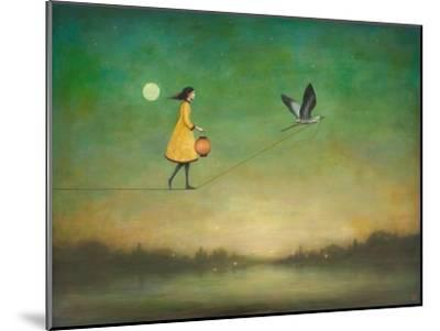 Blue Moon Expedition-Duy Huynh-Mounted Art Print