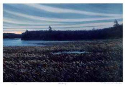Blue Morning-Norman R. Brown-Limited Edition