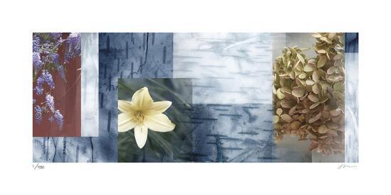 Blue Mosaic II-Michelle Joyce-Limited Edition