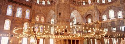 Blue Mosque, Istanbul, Turkey--Photographic Print