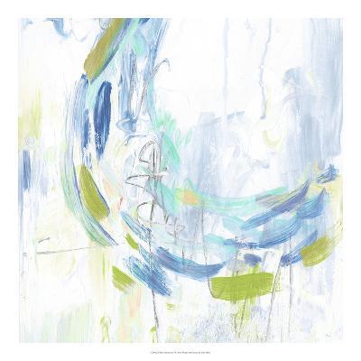 Blue Movement I-Julie Silver-Giclee Print