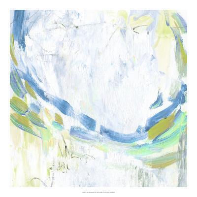 Blue Movement II-Julie Silver-Giclee Print
