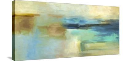 Blue n. 4-Jean-Luc Demos-Stretched Canvas Print