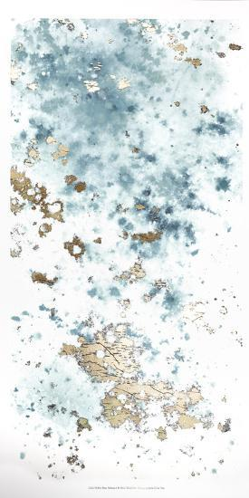 Blue Nebula I-June Erica Vess-Art Print