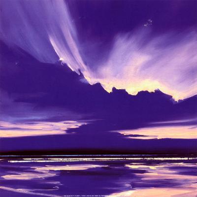 Blue Night I-Robert J^ Ford-Art Print
