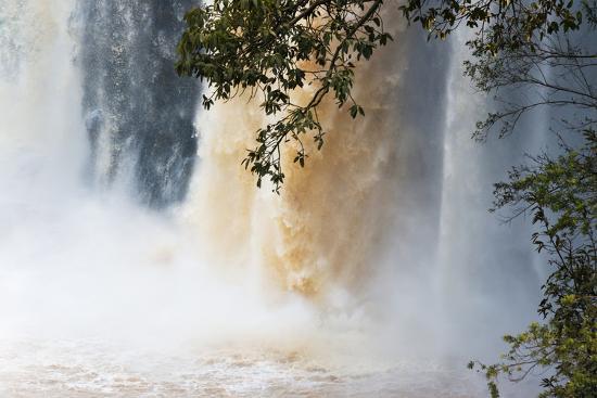 Blue Nile Falls, Bahir Dar, Ethiopia-Keren Su-Photographic Print