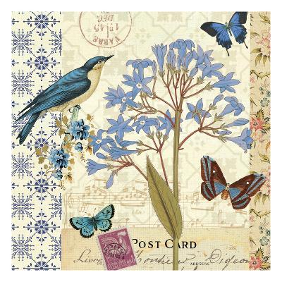Blue Notes I-Pela Design-Premium Giclee Print