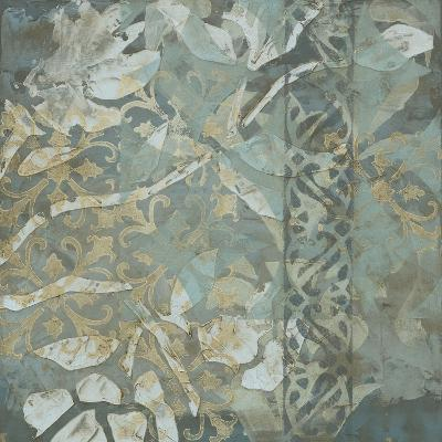 Blue Overlay II-Megan Meagher-Premium Giclee Print
