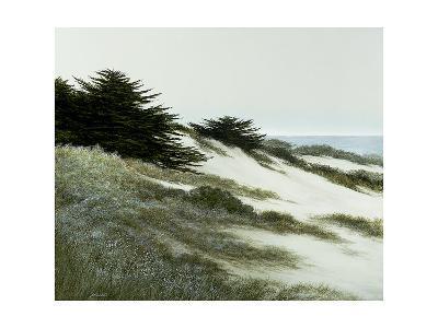 Blue Pacific-Larry Miller-Premium Giclee Print