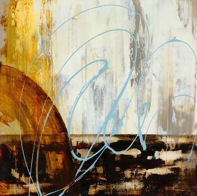 Blue Parkway I-Bridges-Giclee Print