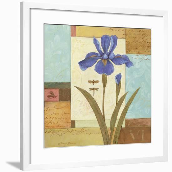 Blue Passage I-Pamela Gladding-Framed Art Print