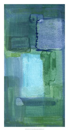Blue Patch II-Charles McMullen-Giclee Print