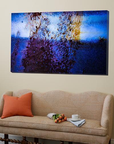 Blue Pathway III-Jean-Fran?ois Dupuis-Loft Art