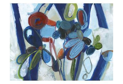 Blue Plants-Smith Haynes-Art Print