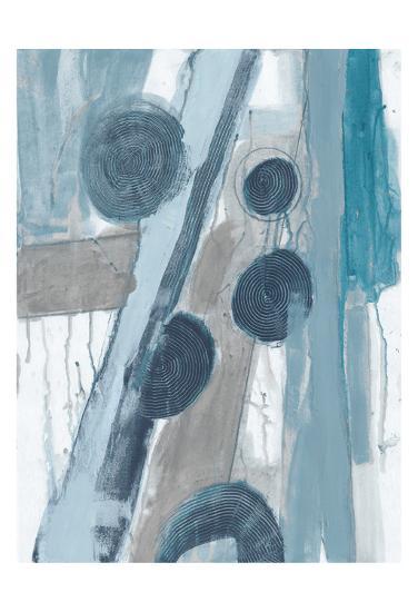 Blue Points III-Smith Haynes-Art Print