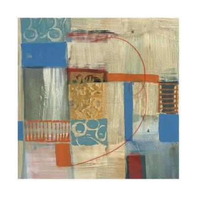 Blue Radiance I-Leslie Bernsen-Giclee Print